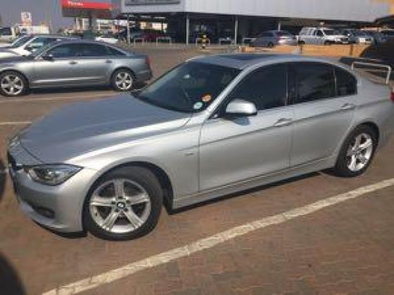 2012 BMW 320d Auto Luxury Line