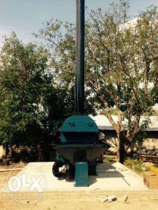 Boiler warm water ketel