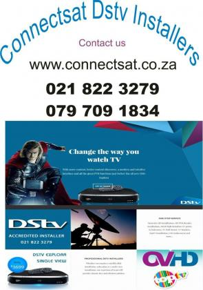 Dstv installers cape town same say service