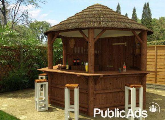 Decks, Furniture, Bars, wood cladding all custom built