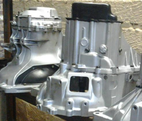 Ford Fiesta 5spd Gearbox For Sale