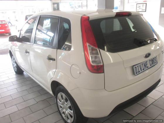 Ford Figo model 2014 with 4 Doors