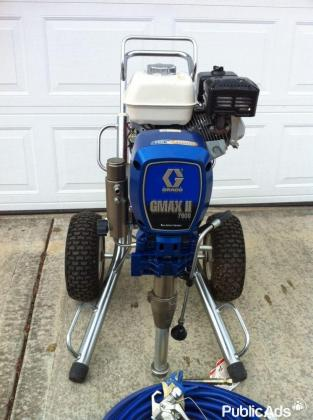 Graco UltraMax Airless Sprayer