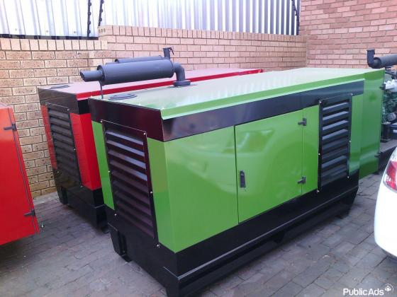 Industrial Generators Manufactured By Prorex Generators