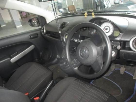 Mazda2 1.3 model 2008 with 4 Doors