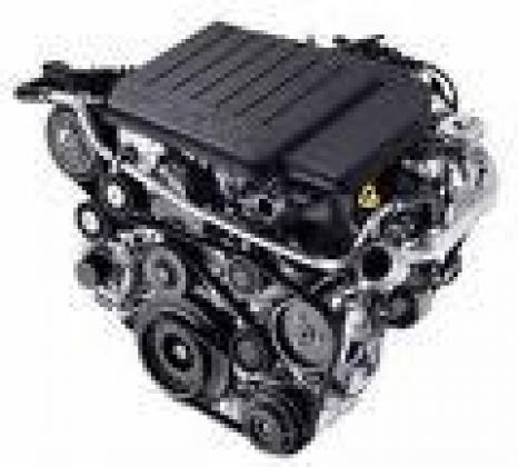 Mercedes Sprinter and Jeep Engines