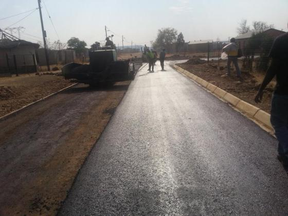 Road Construction and Rehabilitation