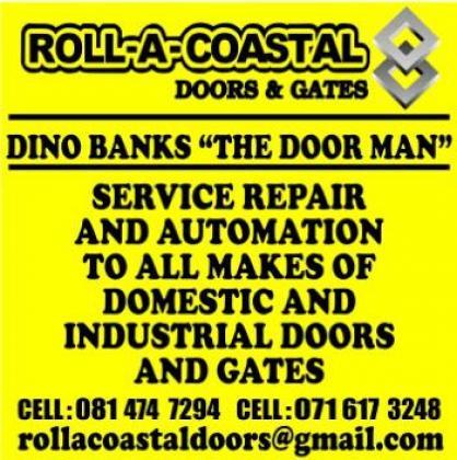 Roller Shutter doors and Gates