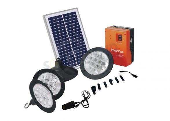 Solar Home Light Kit