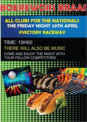 STOCKCAR RACING DO4SA NATIONAL CHAMPIONSHIPS - 2ND LEG
