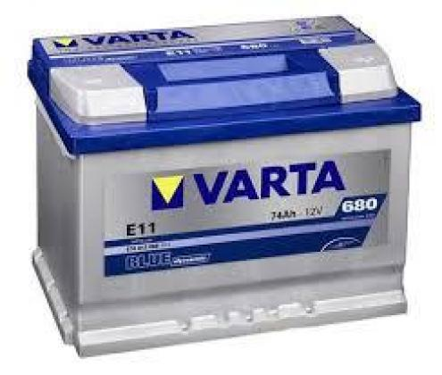 Varta E13 / 652 12v 70ah Car Batteries R1699