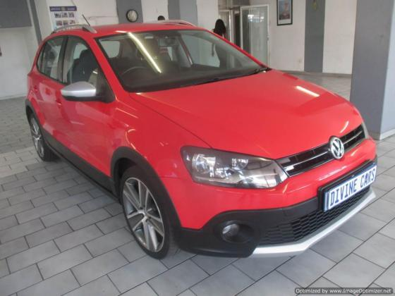 VW Polo6 1.6 2014 model with 4 Doors