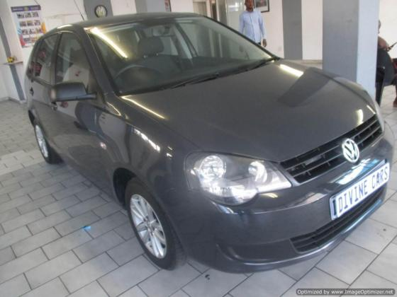 VW Polo Vivo 2014 model with 4 Doors