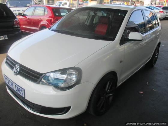Vw Polo VivoGT 1.6 2014 model