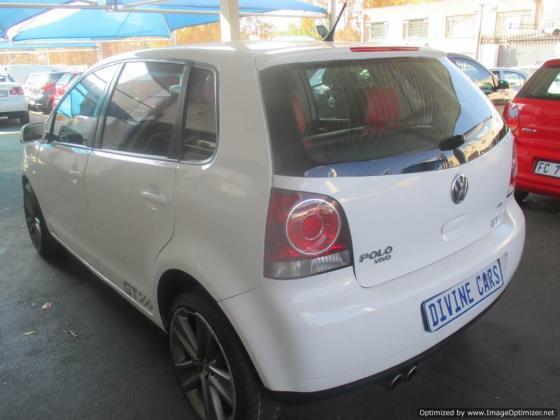 Vw Polo VivoGT 1.6 2014 model
