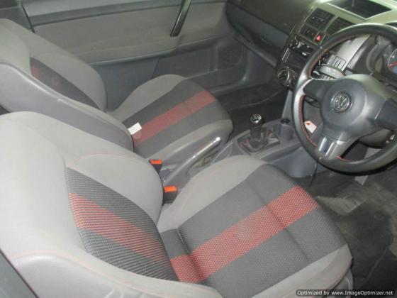 Vw Polo Vw GT 1.4 2013 model