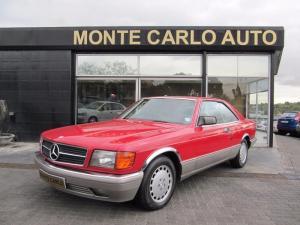 1990 Mercedes-Benz 560 SEC Auto
