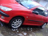 206 Peugeot Gti