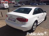 Audi A4 2.0 TDi S Multirontic