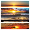 Beautiful Sunrise Lamps