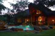 Book a beautiful forest creek rental lodge