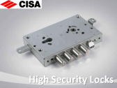 CISA Offers Strong Locks For the Wooden Doors