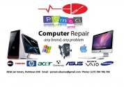 Computer servicing, repairs and upgrades (software & hardware)