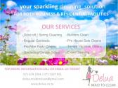 Delua Maid to Clean