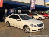 Mercedes-Benz E class 200 for sale