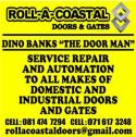 Roller Shutter doors and Gates