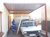 Steel carports Cape flats