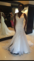 Stunning Sophia Tolli Wedding Dress