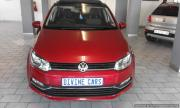 Vw polo6 TSI 1.2 2015 model
