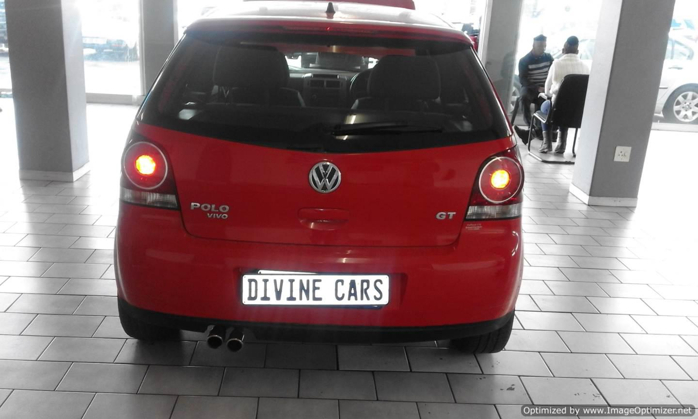 Used Polo Vivo Gt For Sale In South Africa - Prism