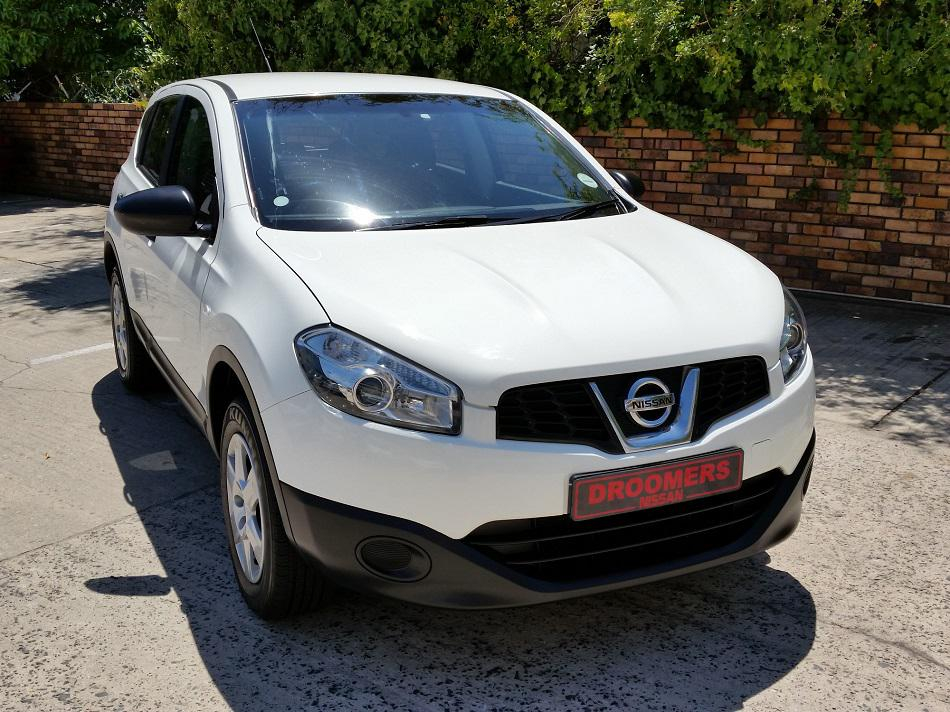 2014 nissan qashqai 1 6 visia paarl public ads cars. Black Bedroom Furniture Sets. Home Design Ideas