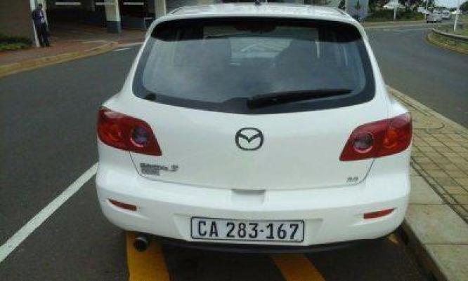 2005 Mazda Mazda3 2.0 Individual for sale