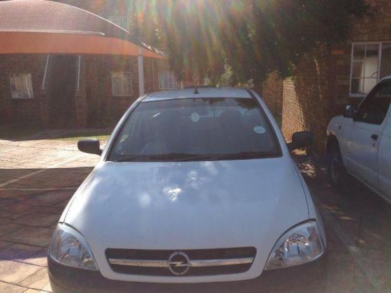 2007 Opel Corsa Bakkie