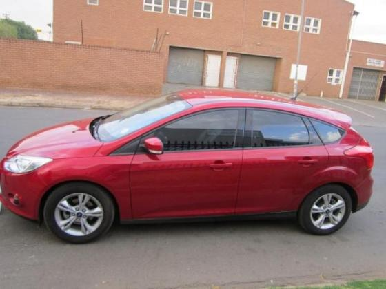 2012 Ford Focus 1.6 Ti Vct Ambiente Comfortline