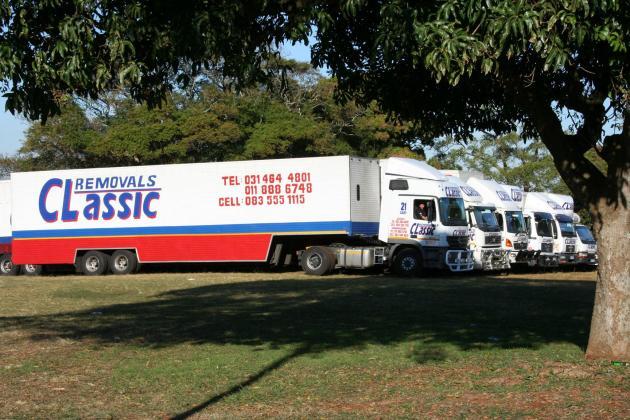 Classic Removals Gauteng
