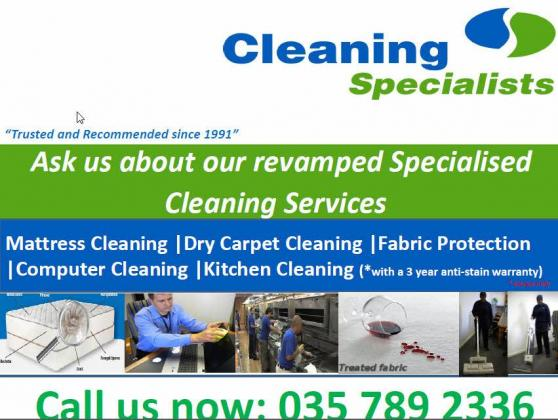 Cleaning Specialists - Zululand
