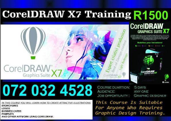 Coreldraw x7 training