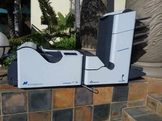 Envelope Folding Machine in Elarduspark, Gauteng