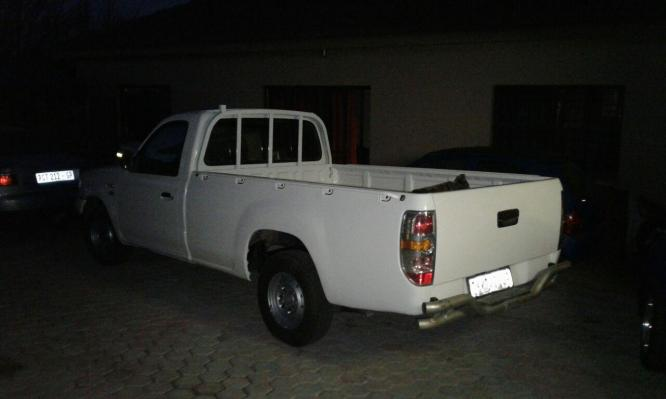 FORD RANGER 2006 SINGLE CAB BAKKIE