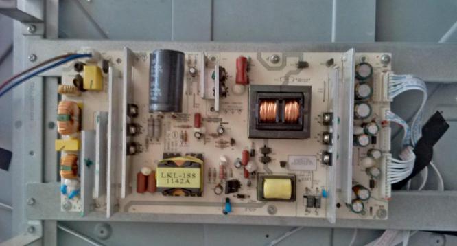 Looking for Telefunken LCD TV Power supply board