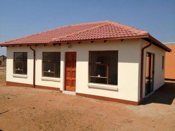 New Development in Lenasia South ( Hillside)