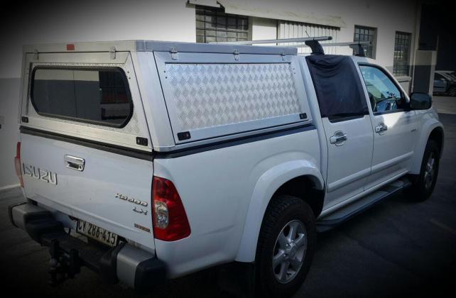 Razorback Aluminium Canopies in Cape Town, Western Cape
