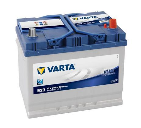 Varta E23 / 639 12v 70ah Car Battery - Maiden Electronics Battery Centre