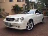 Mercedes Benz Avantgarde CLK 500