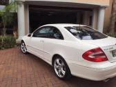 Mercedes Benz Avantgarde CLK 500