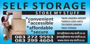 Store My Stuff - Self Storage Solutions